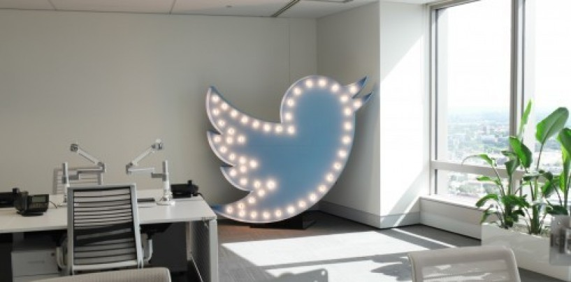 Twitter reportedly in talks with Google and Salesforce for buyout