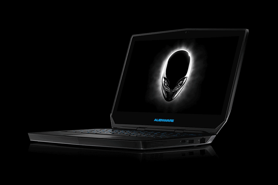 CIOL Alienware's new gaming laptop reads your eyes