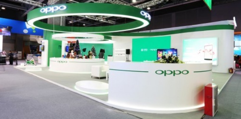 Chinese phone maker, Oppo overtakes Apple in terms of sales value