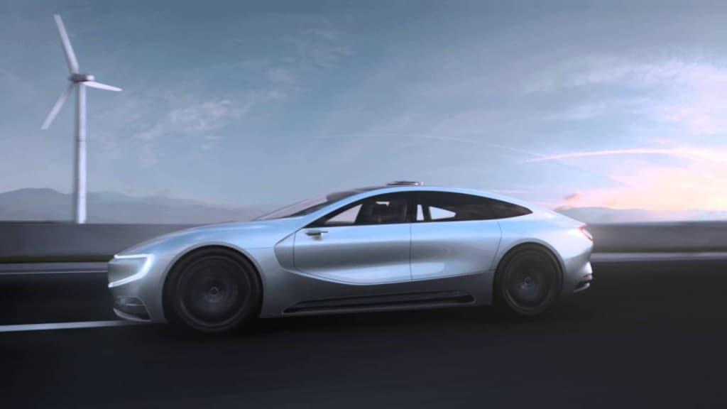 CIOL LeEco raises $1.08B for its electric sports car
