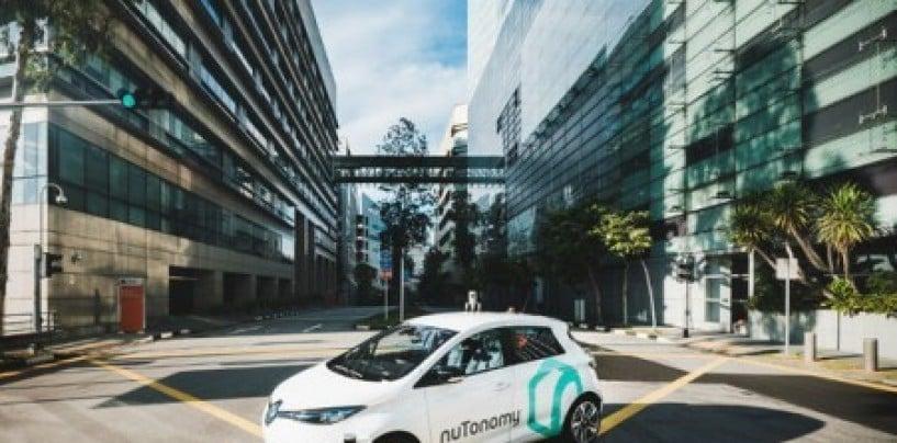 Lyft kickstarts self-driving car pilot in Boston