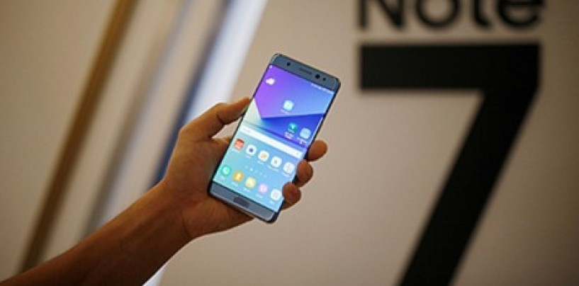 DGCA lifts ban on Samsung Galaxy Note 7 with 'green battery icon'