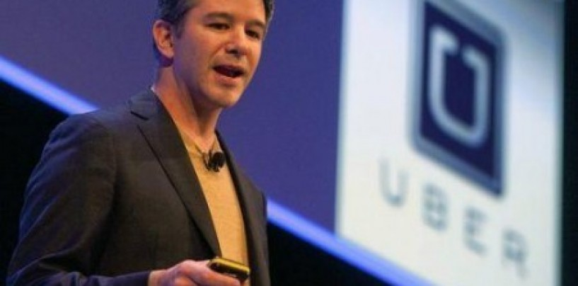 Uber investor Benchmark sues ex-CEO Travis Kalanick for fraud