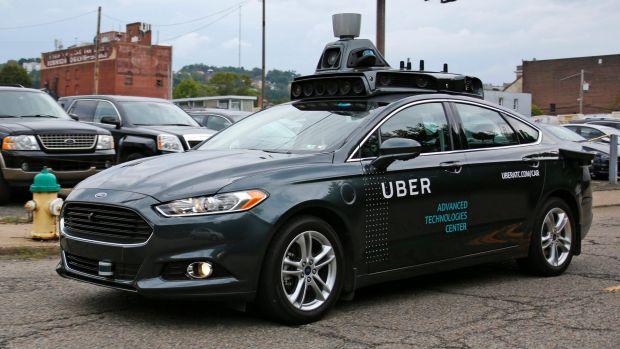 CIOL Uber's autonomous vehicle pilot facing glitches in Pittsburgh