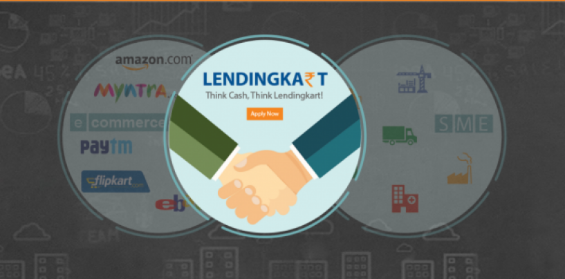 Lendingkart raises Rs 25cr in cash credit facility from SBI