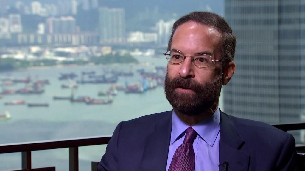 CIOL Paytm brings Goldman Sachs' chairman Mark Schwartz on board