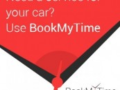 Bangloreans, book your next car service with BookMyTime