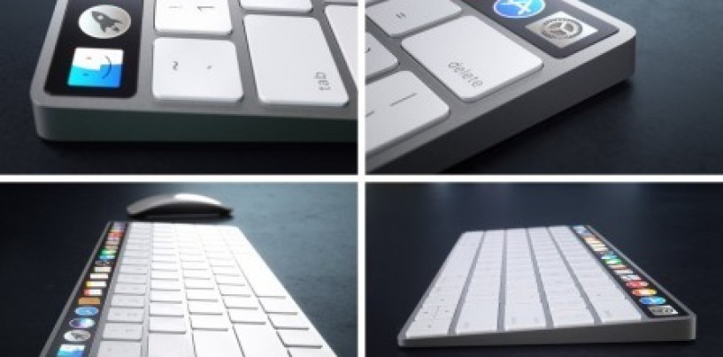 MacBook may opt for a 'Magic Toolbar' instead of Function Keys