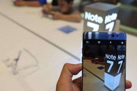 Samsung says 'No' to Galaxy Note 7 sales worldwide - CIOL