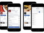 Facebook now lets you order a pizza or book movie ticket in-app