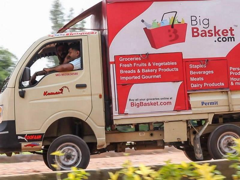 CIOL Amazon said to be in talks to buy Big Basket