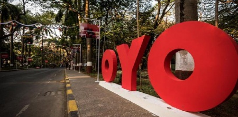 Oyo Rooms reportedly closes $250mn financing round led by SoftBank
