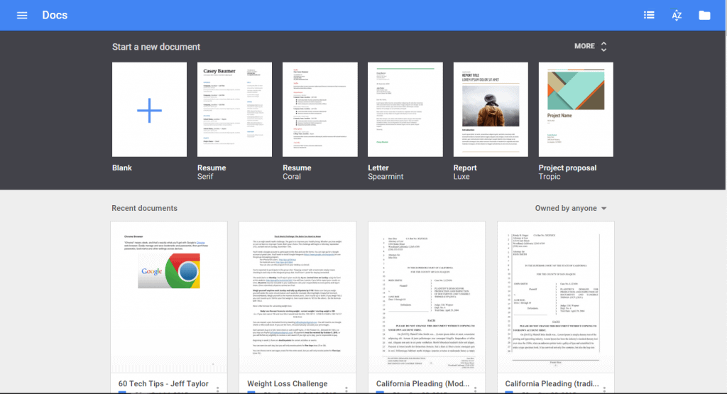 CIOL Google's G Suite customers can now make custom templates for Docs, Sheets, and Slides