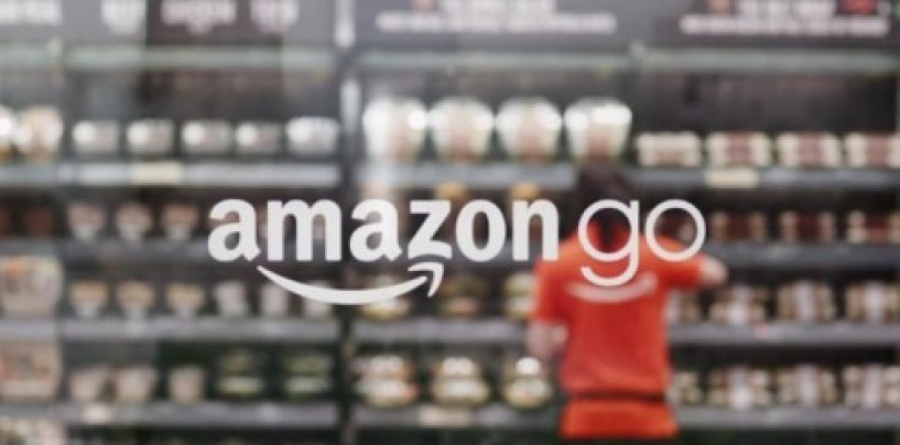 Amazon's supermarket with no checkout lines opens in the US