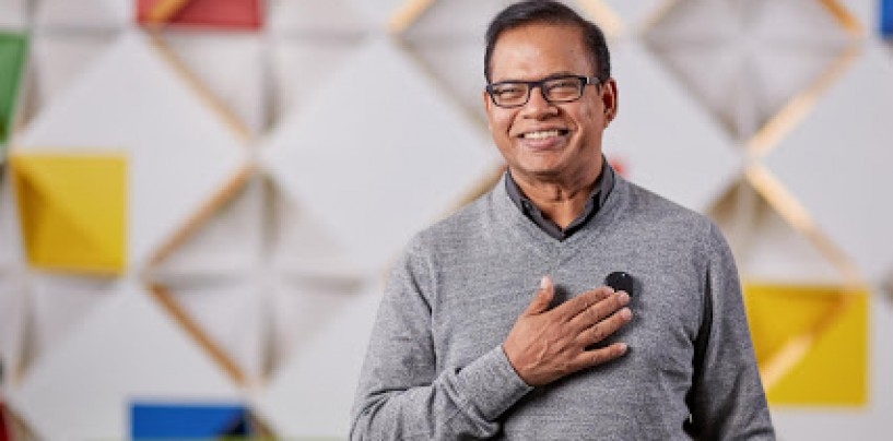 Uber hires former Google search chief Amit Singhal
