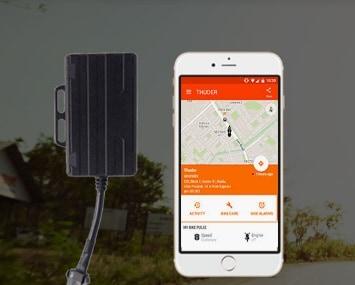 MapmyIndia launches a GPS tracker for bikes- 'Rover Bike' - CIOL