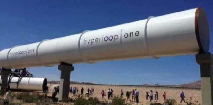 5 entries from India selected for Hyperloop One's ultra-fast train