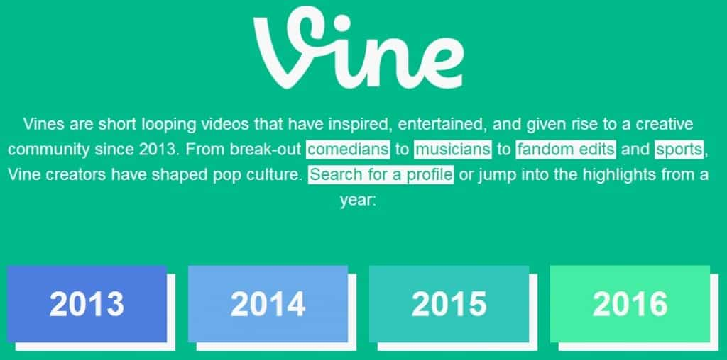 CIOL Twitter gives Vine an 'Online Archive'