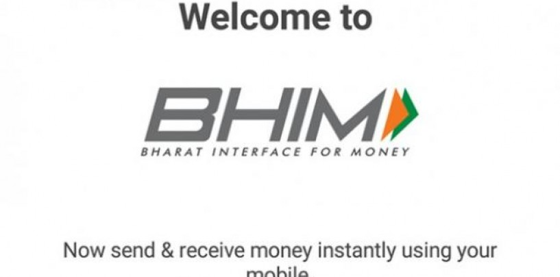 BHIM app tops download charts on Google Play store