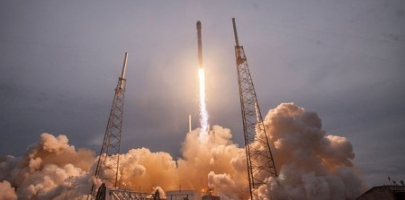SpaceX launches Starlink satellites for global broadband internet