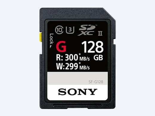 CIOL Sony launches 'world's fastest' SD card withwrite speed of up to 299MB/s