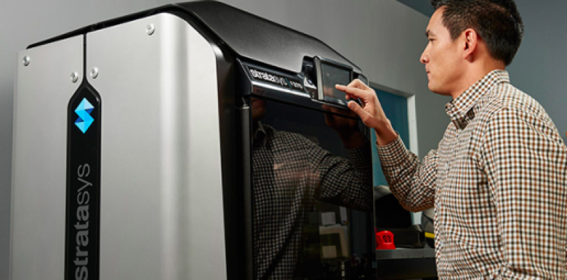 Stratasys looks to address rapid prototyping demands with new F123 Series 3D printers