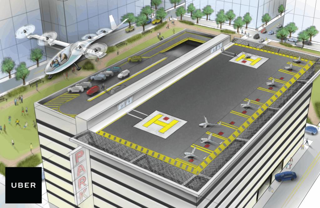 CIOL Uber hires NASA engineer Mark Moore to lead Uber Elevate