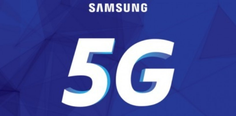 MWC 2017: Samsung unveils 5G router for homes
