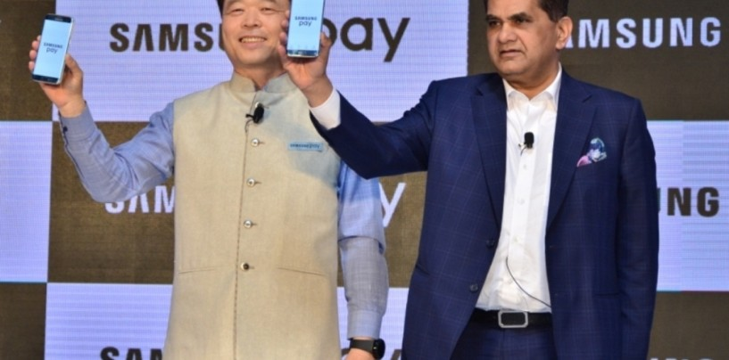 Samsung finally launches its mobile payments service, Samsung Pay in India