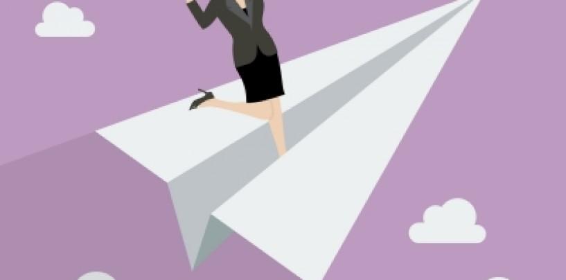 Wonder women in the startup world