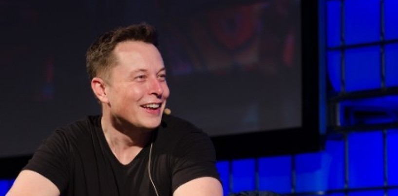 Elon Musk wins a bet to build world's largest lithium-ion battery