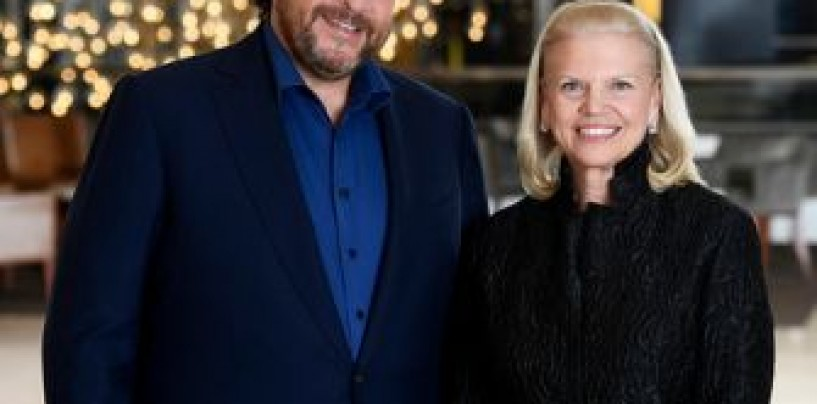 IBM and Salesforce announce strategic partnership on AI