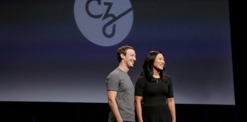 Mark Zuckerberg sold over $1bn worth of Facebook stock in 2016 to fund Chan Zuckerberg Initiative