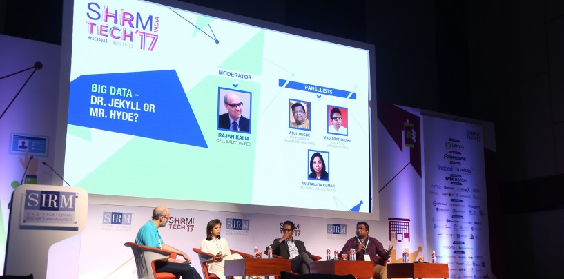 SHRM India's 3rd HR Tech Conference 2017 concludes successfully
