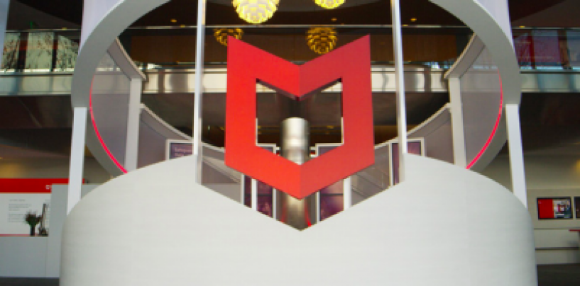 McAfee spins off from Intel, to operate as a pure-play cyber security company