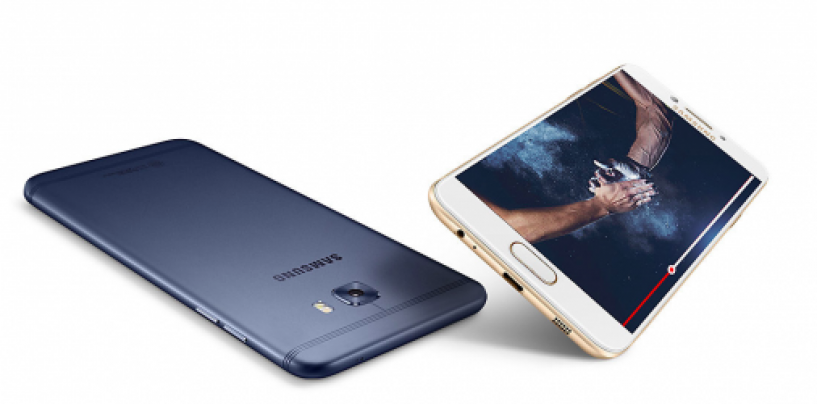 Samsung launches Galaxy C7 Pro in India at Rs 27,999