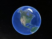 Google Earth iOS app updated with 64-bit support and Flyover-like 3D views