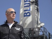 Jeff Bezos overtakes Bill Gates to become the world's richest man