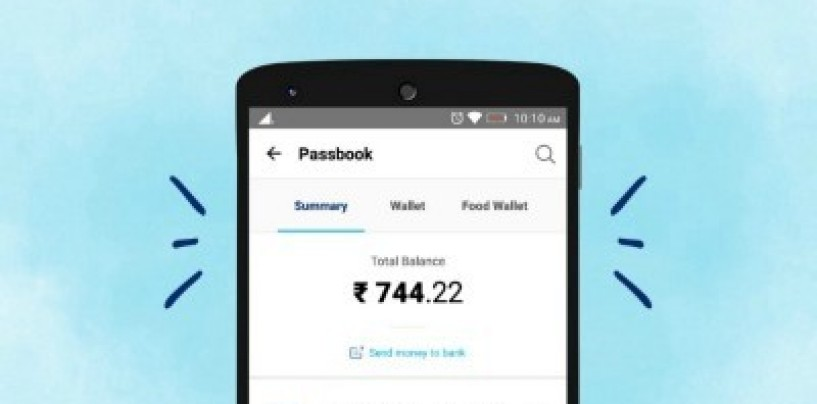 Paytm rolls out food wallet to take on Sodexo & Ticket Restaurant