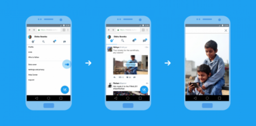 Twitter launches 'Lite' version in search of growth in emerging markets