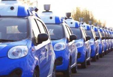 BlackBerry and Baidu team up on self driving car tech