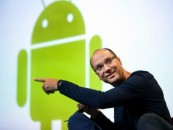 Android co-founder Andy Rubin might launch a new smartphone on May 30