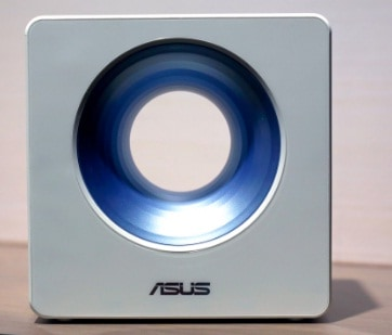 CIOL ASUS introduces a stylish & antenna-less Wi-Fi router, Blue Cave at Computex 2017