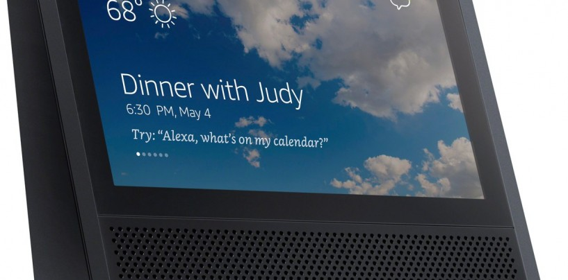 Alexa may soon get screen and camera as revamped Amazon Echo Knight