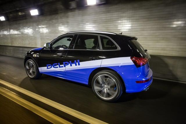delphi-car