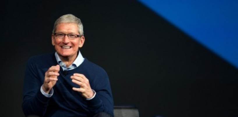 Is Apple CEO Tim Cook personally testing a glucose tracker for Apple watch?