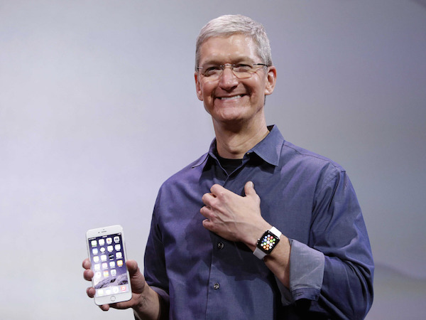 CIOL Is Apple CEO Tim Cook personally testing a glucose tracker for Apple watch?