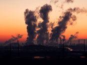 How about technology that uses polluted air to generate power?