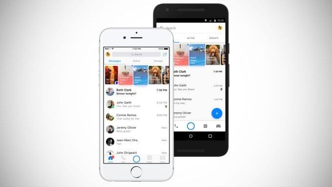 CIOL Facebook Messenger gets a makeover for improved navigation