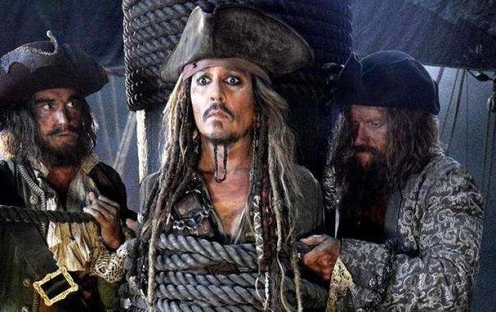 CIOL Pirates of the Caribbean pirated